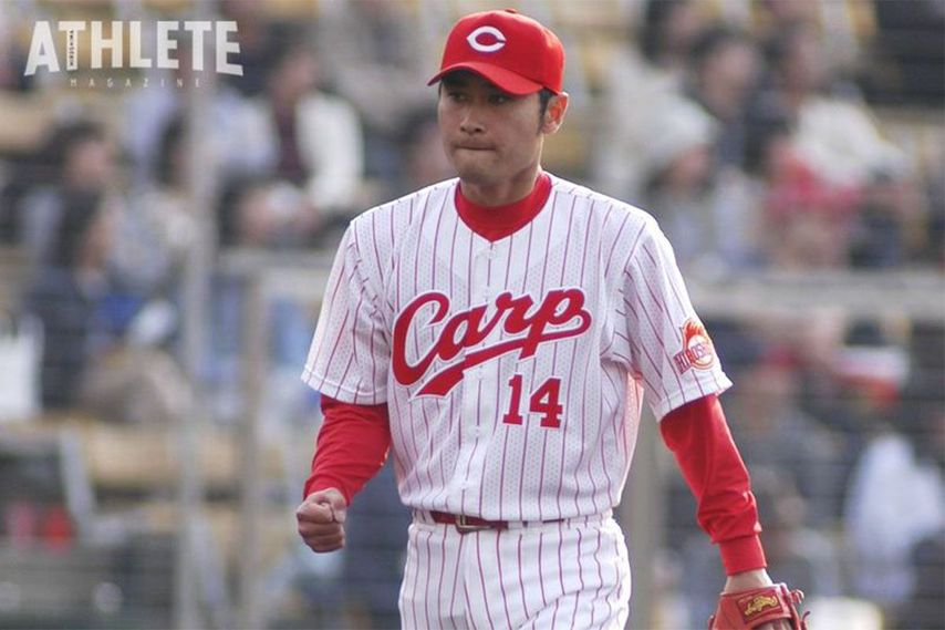 "<div class=""caption"">2021年よりカープの三軍投手育成強化コーチに就任した澤﨑俊和。</div>"