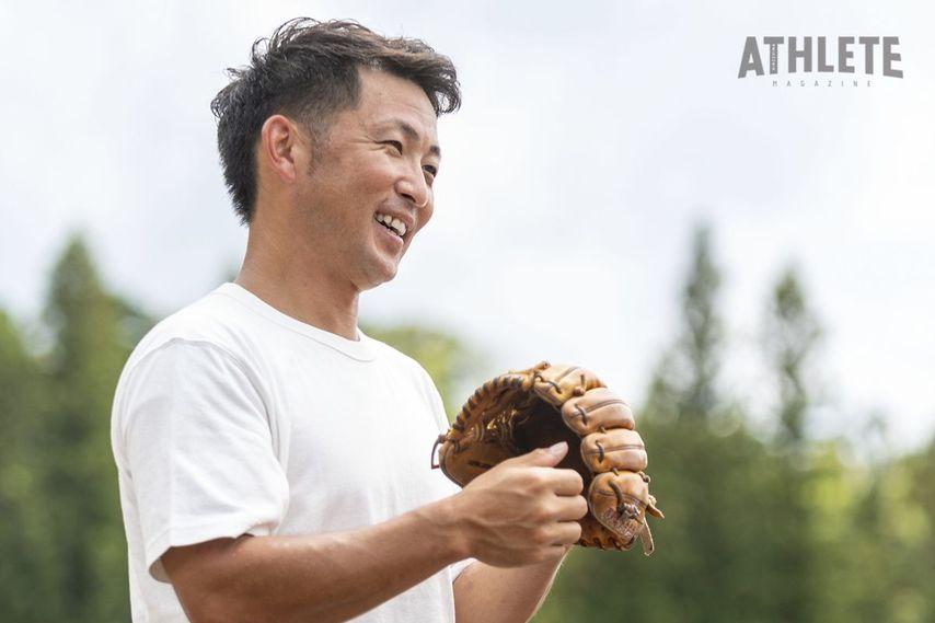 """<div class=""""caption"""">大学3年の頃から頭角を現わしつつあった梵氏だが、プロ野球選手のレベルは氏の想像を遥かに上回るものだった。</div>"""