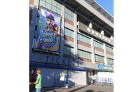 """<div class=""""caption"""">当初はマディソン・スクエア・ガーデン(米ニューヨーク州)でのビッグマッチが予定されていたが、コロナ禍により中止に。急遽、神宮球場大会が組み込まれた。</div>"""