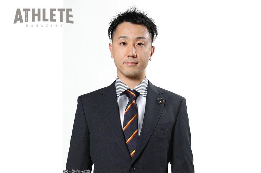 """<div class=""""caption"""">広島ドラゴンフライズのアシスタントコーチに就任した加藤翔鷹氏。</div>"""