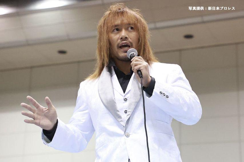 """<div class=""""caption"""">今年に入ってタイトルマッチ、NEW JAPAN CUP 2021と黒星が続いているが、""""逆転の内藤哲也""""はお手のものだけに、そこは焦らず待ちたいところだ。</div>"""