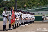 """<div class=""""caption"""">夏の広島大会で優勝した広島新庄。1回戦で広島商業と対戦する。</div>"""